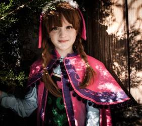 Frozen Anna Costume